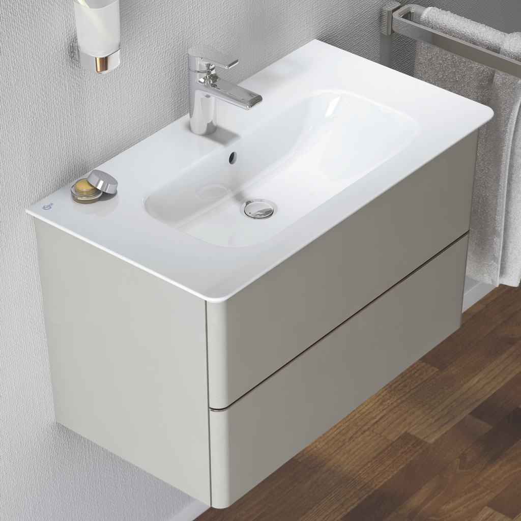 product details t7801 meuble 80 x 44 x h 47 5 cm ideal standard. Black Bedroom Furniture Sets. Home Design Ideas