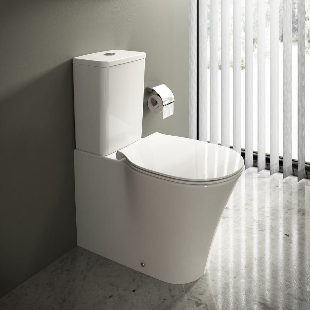 Sedile Wc Ideal Standard Linda.Ideal Standard Wc Simple Check Stock At Your Local Branch With