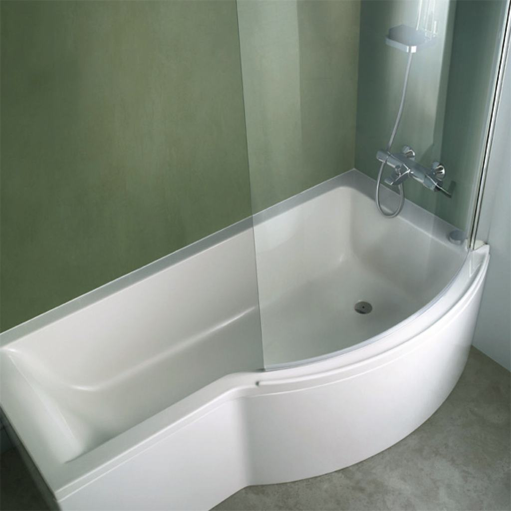 Bath Screen For Connect Shower