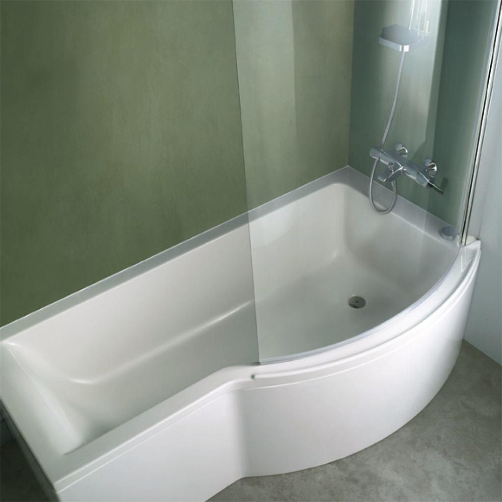 Ideal Standard | E0268 | Bath Screen for Connect Shower Bath | {Badewanne standard 71}