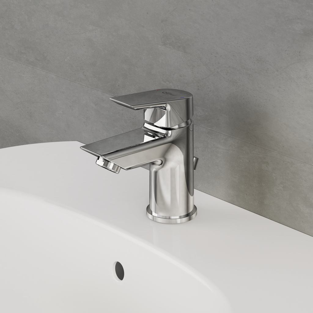 Ideal Standard Lavabo Tesi.Ideal Standard A6566 One Hole Basin Mixer Piccolo