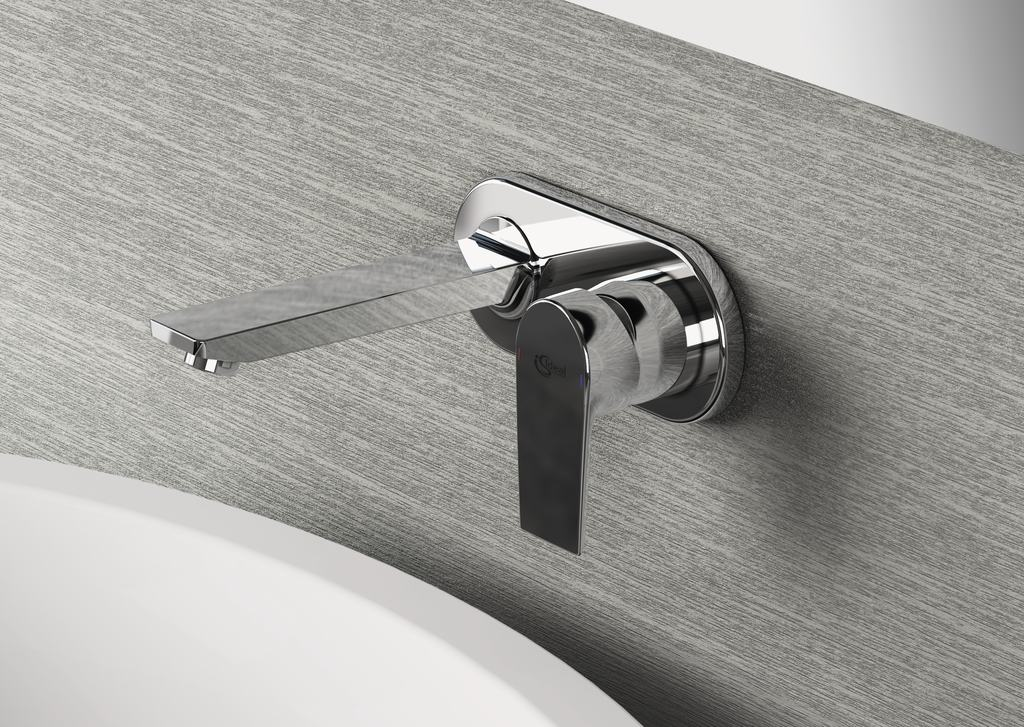 Product details a6578 mitigeur lavabo mural ideal - Mitigeur mural lavabo ...