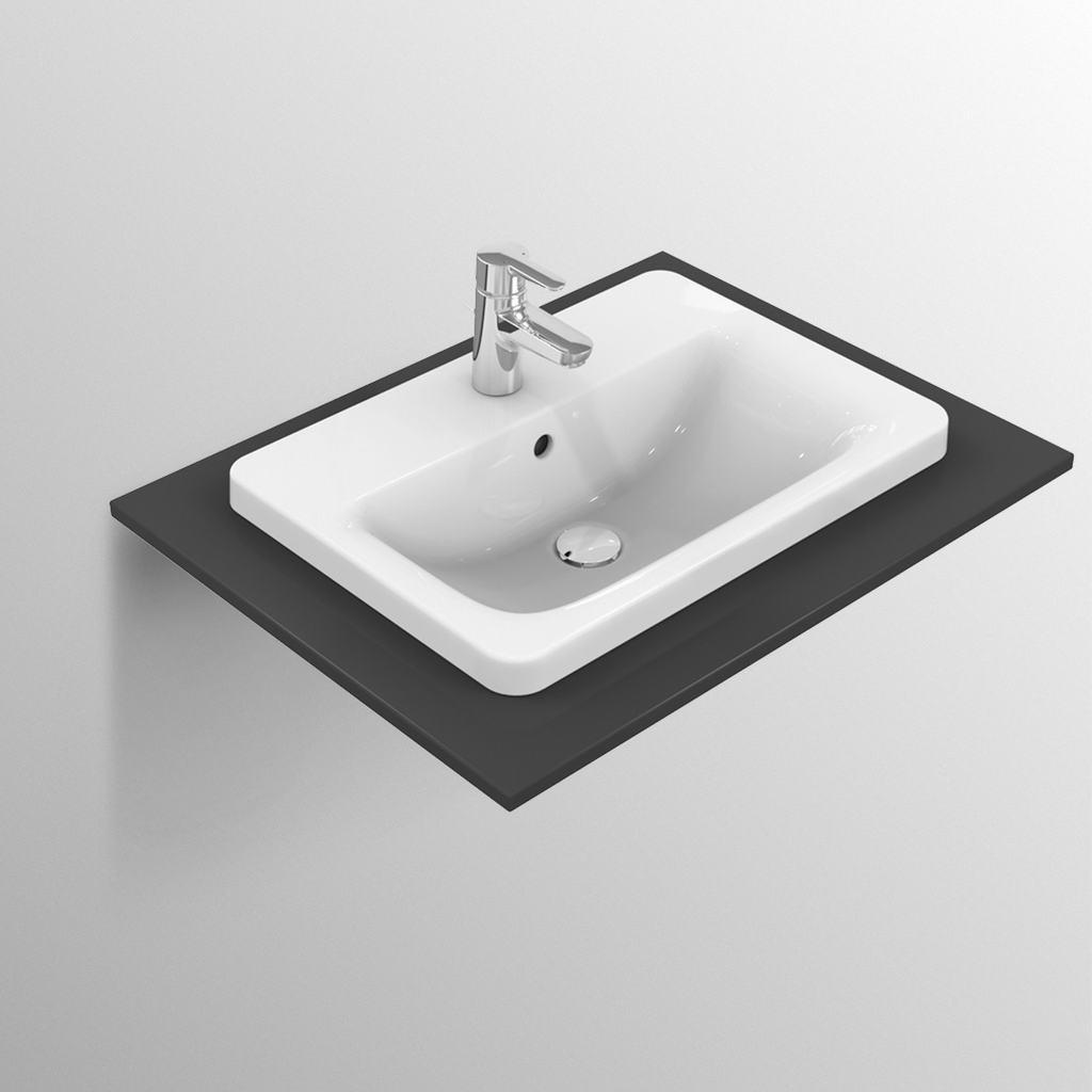 product details e5043 vasque 50 x 39 cm ideal standard. Black Bedroom Furniture Sets. Home Design Ideas