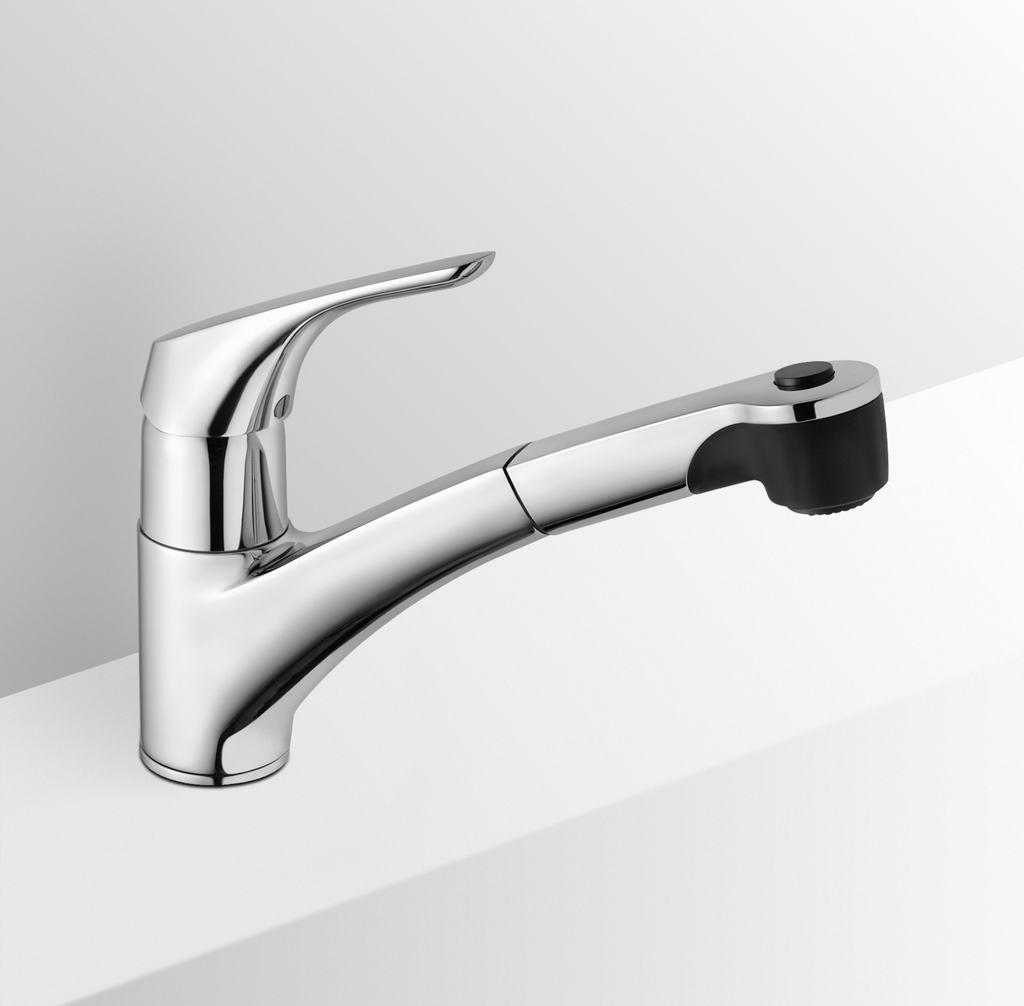 Dettagli del prodotto: B5347 | Miscelatore per lavello da cucina ...