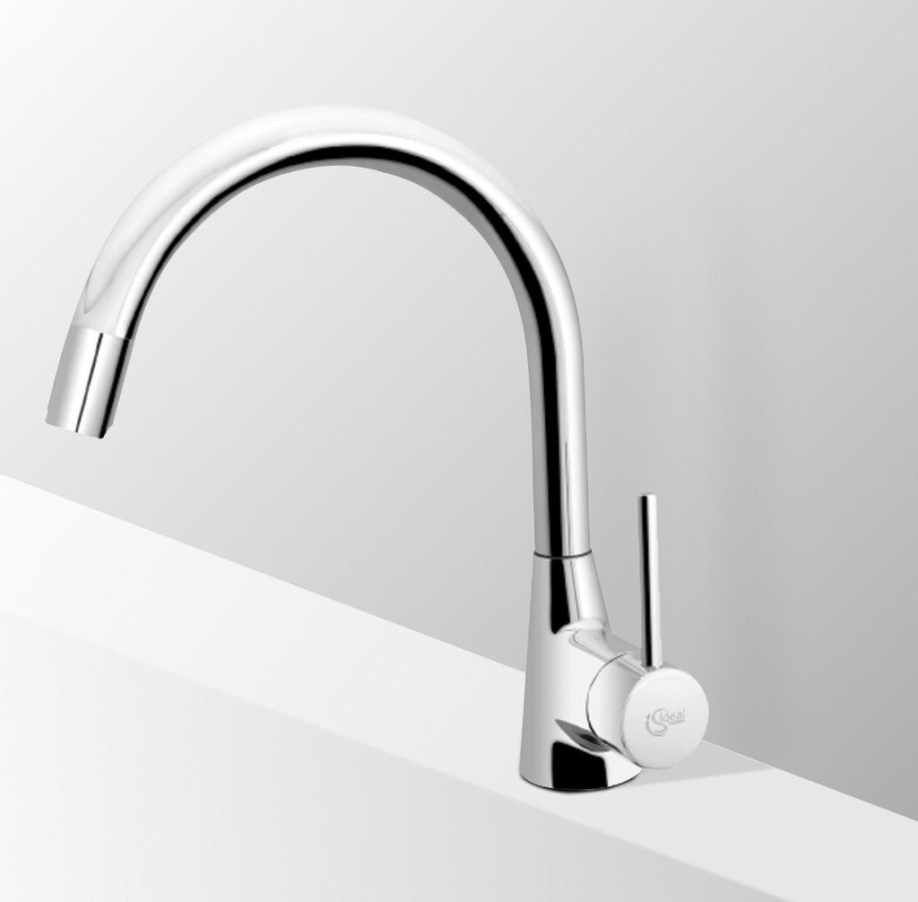 Ideal Standard Lavelli Da Cucina.Dettagli Del Prodotto B9330 Miscelatore Per Lavello Da Cucina
