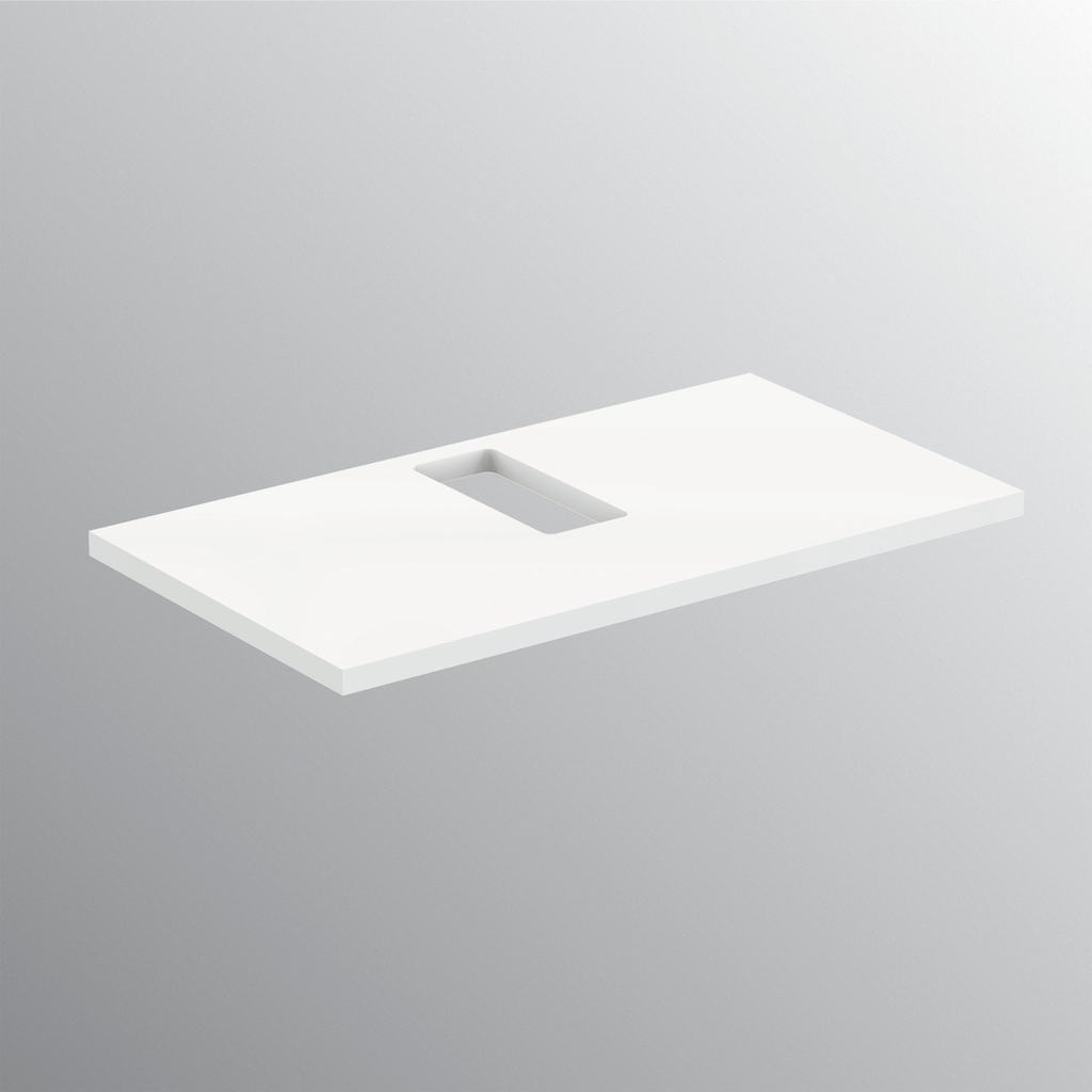 Top per lavabi tradizionali 80 cm