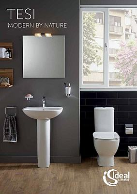 Tesi bathroom range ideal standard for Ideal standard tesi scheda tecnica