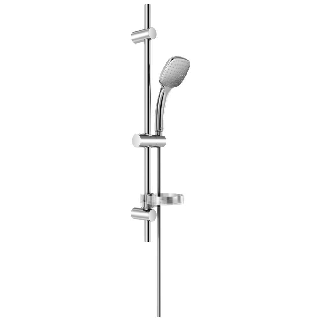 Accessori Per Doccia Ideal Standard.Dettagli Del Prodotto B0083 Asta Doccia M1 Cube Ideal