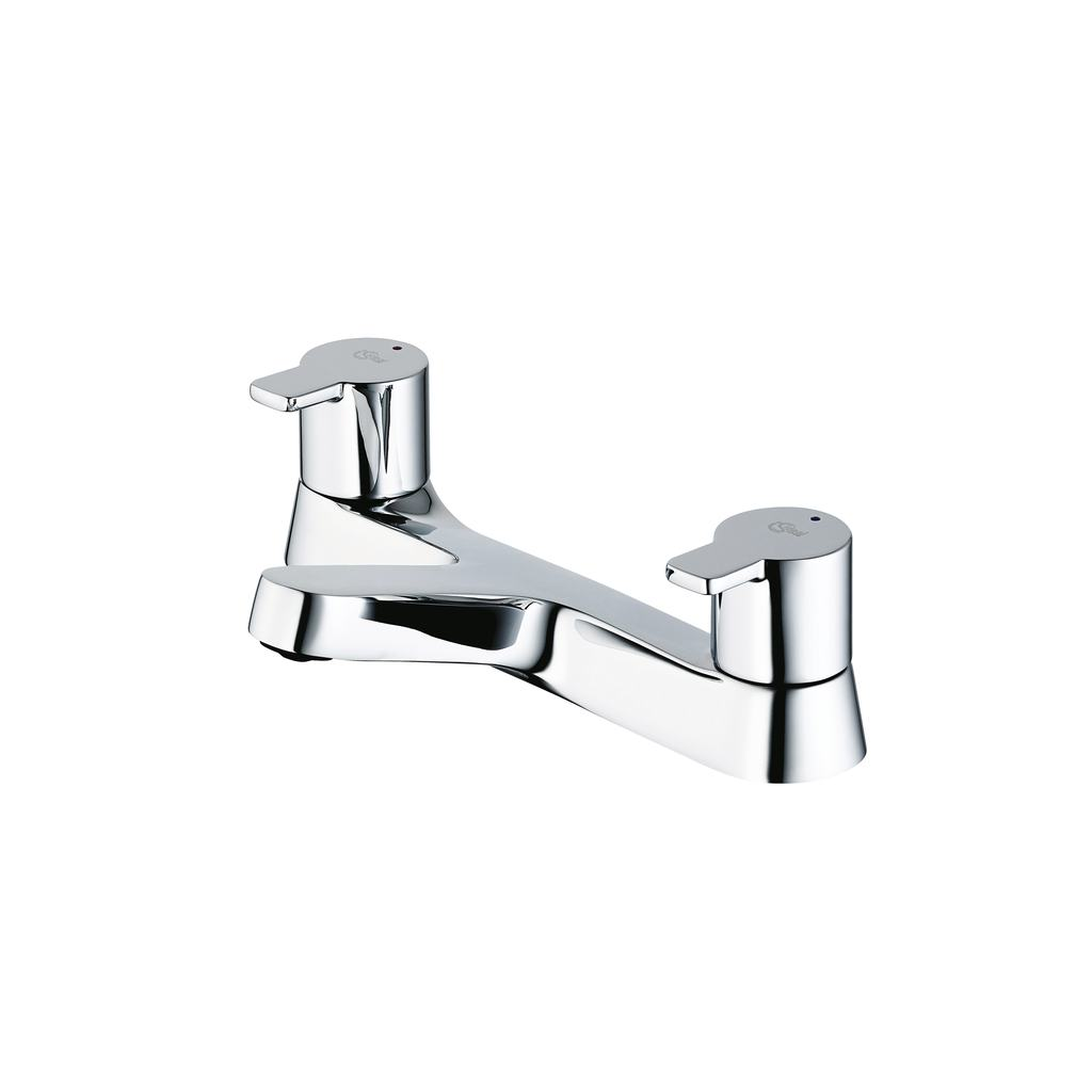 2 Tap Hole Bath Filler