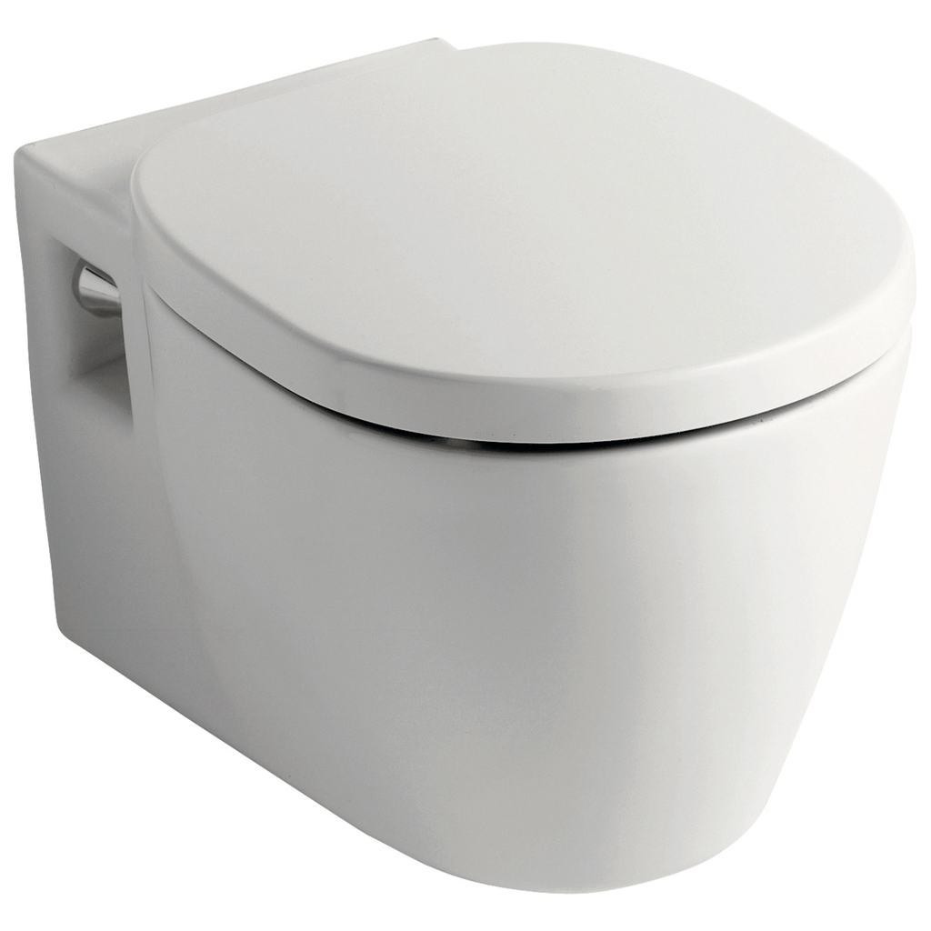 Ideal Standard Nederland.Product Details E6090 Raised Height Wall Mounted Wc Pan
