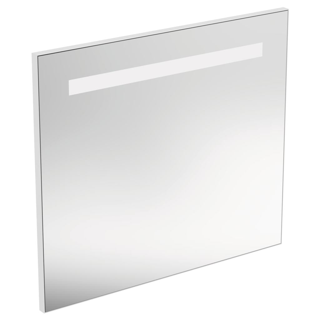 80cm Mirror with light and anti-steam