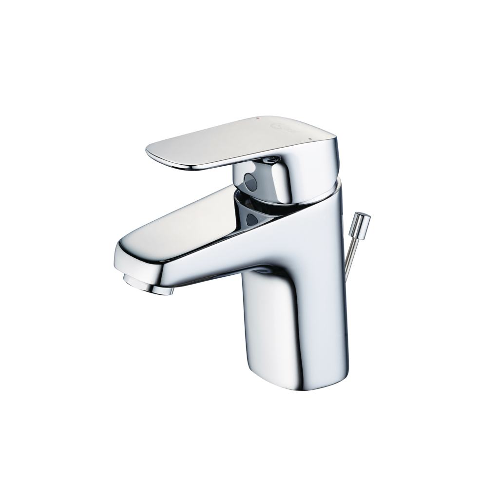 Basin Mixer with Popup Waste