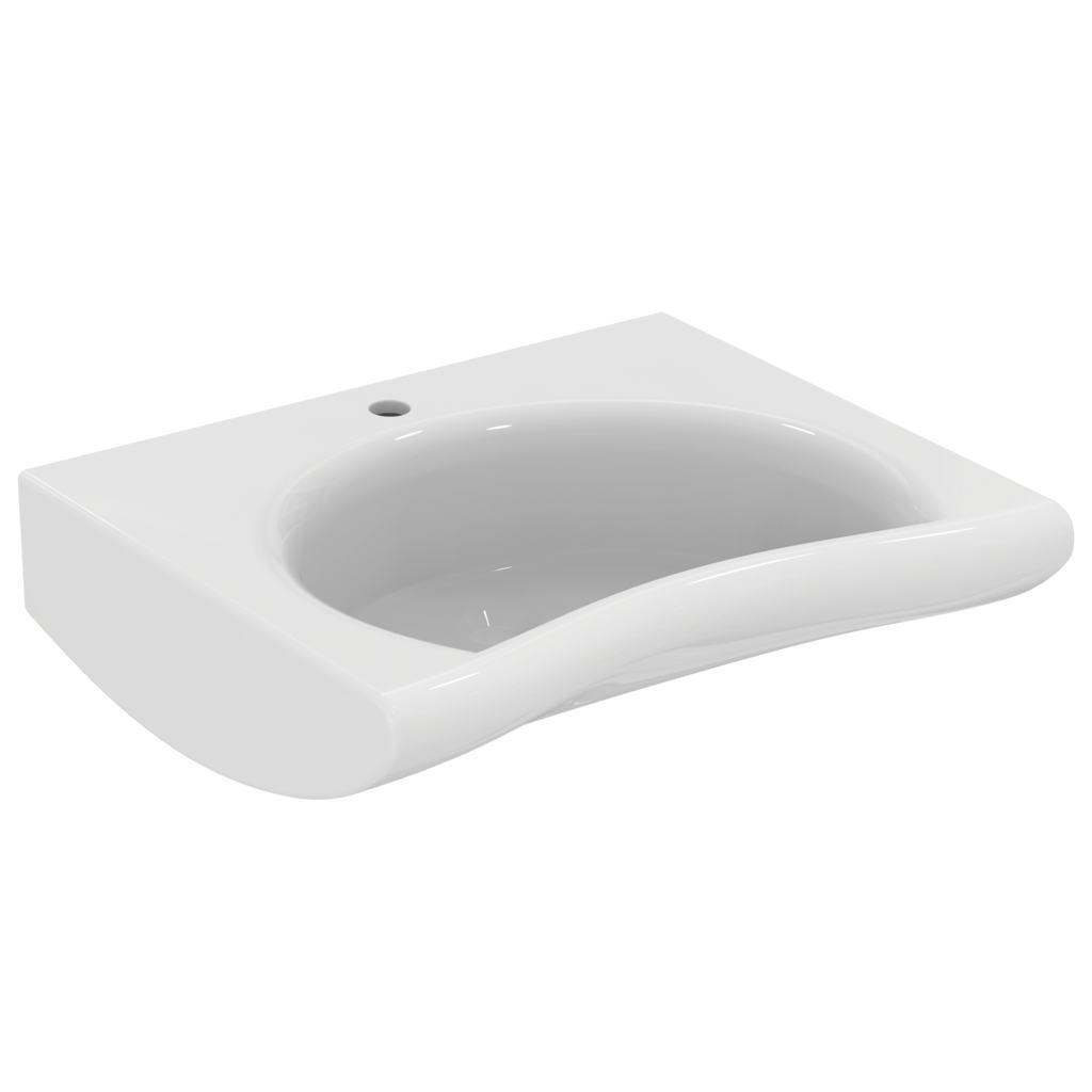 Ceramica Dolomite Ideal Standard.Ideal Standard J4983 Washbasin 67 Cm