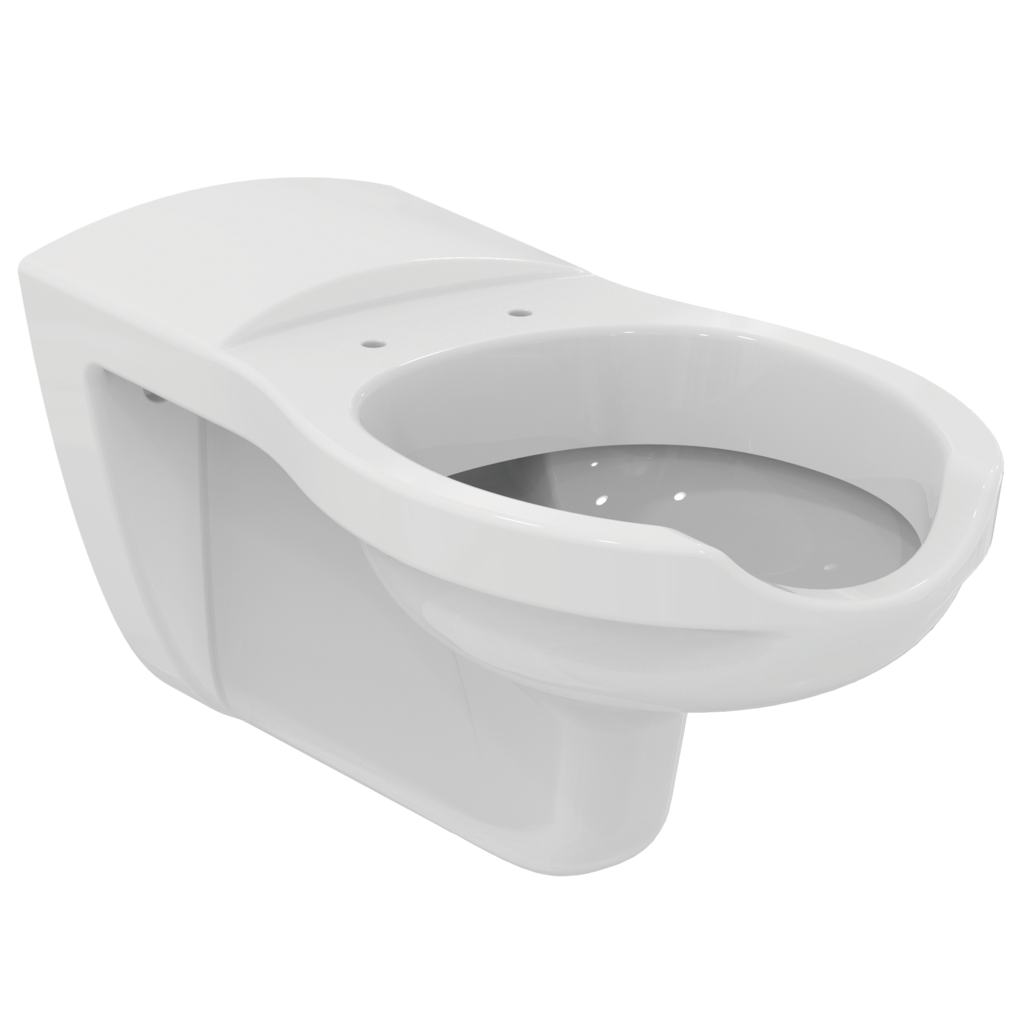 Ceramica Dolomite Ideal Standard.Ideal Standard V3405 Wall Mounted Wc Bowl 75 Cm Projection