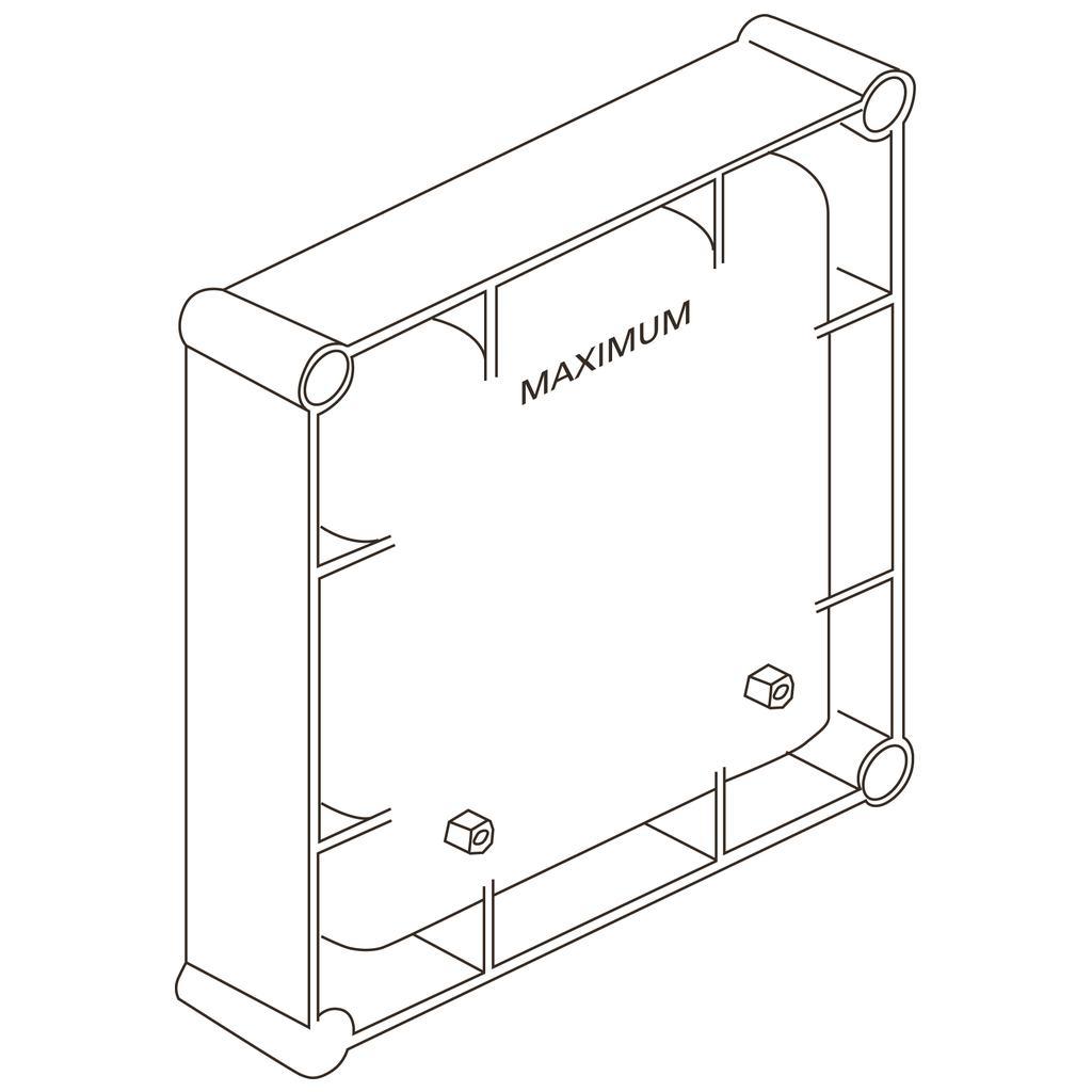 PROXIMITY CERAPLUS Электронный встраиваемый комплект для инфра-красного подключения для писсуара (от сети 220V)