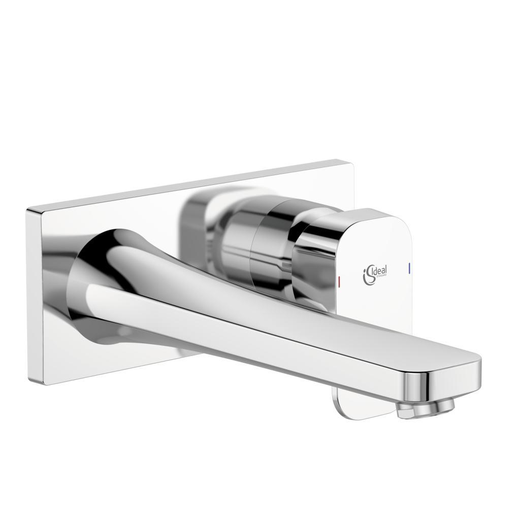 Product details a6335 mitigeur lavabo mural ideal - Mitigeur mural lavabo ...