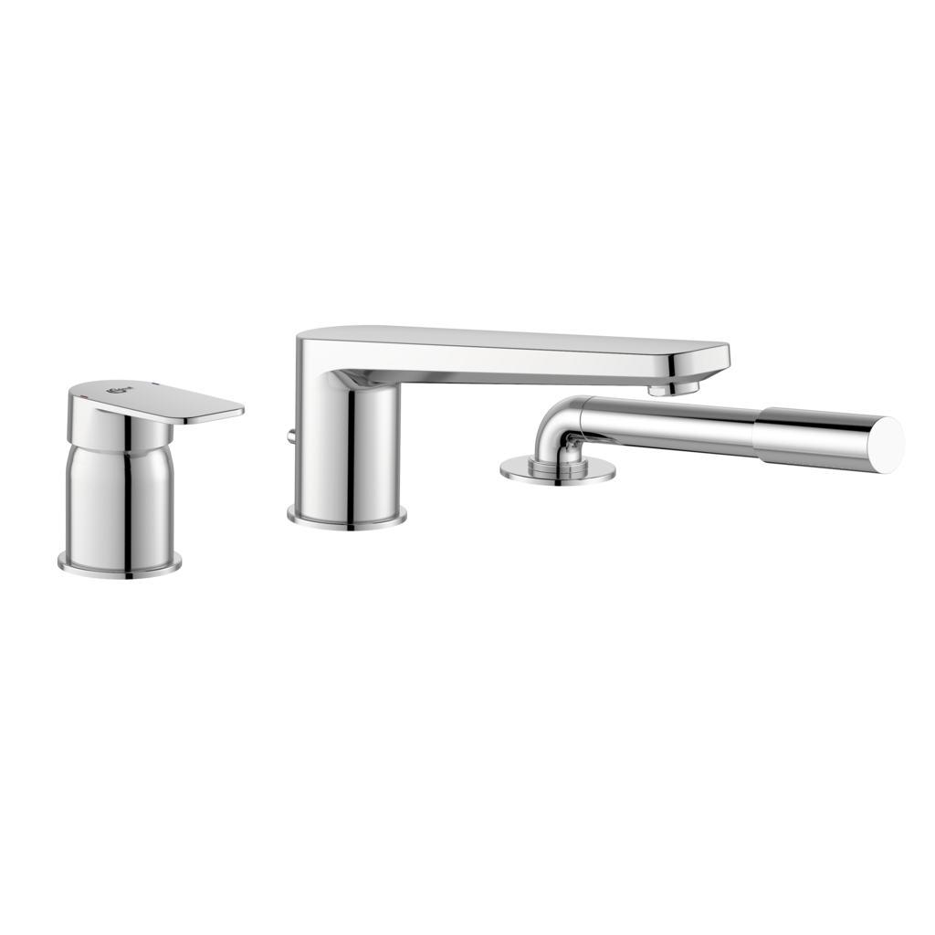 product details a6348 mitigeur bain 3 trous ideal standard. Black Bedroom Furniture Sets. Home Design Ideas