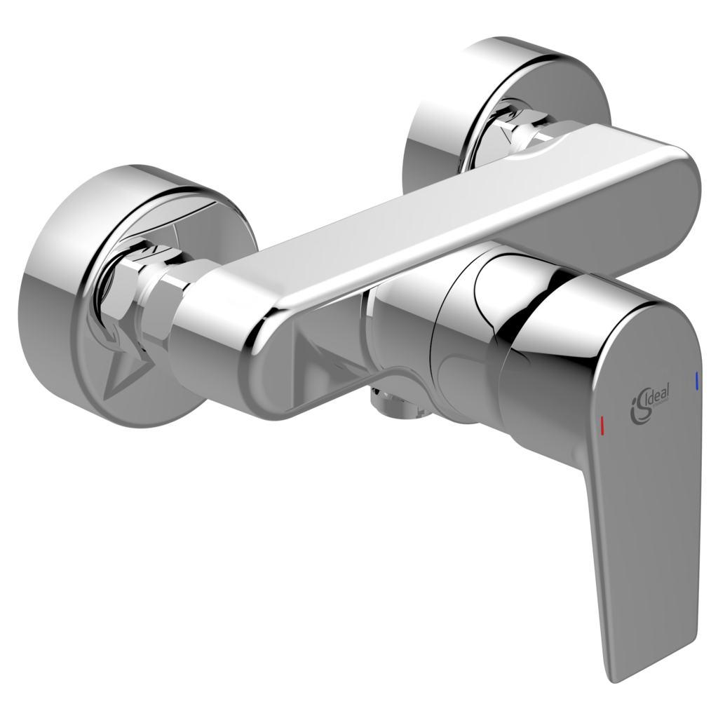 Miscelatore esterno per doccia