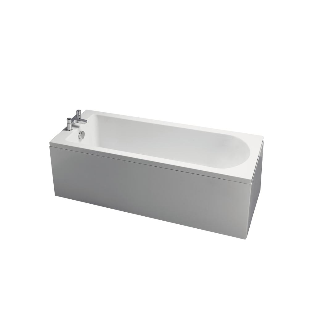 160 x 70cm bath