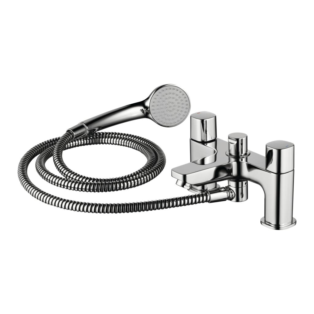 Dual Control Bath Shower Mixer