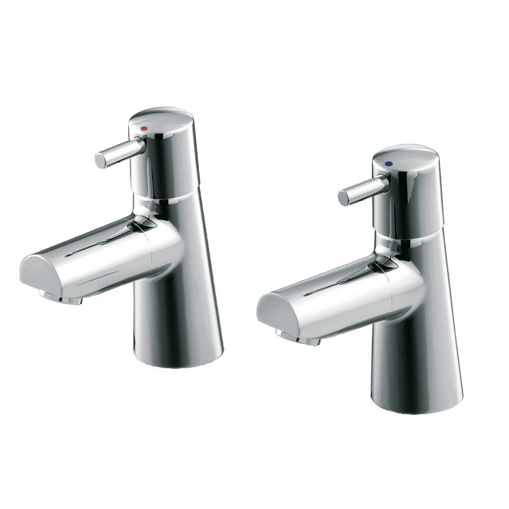 Basin Pillar Taps