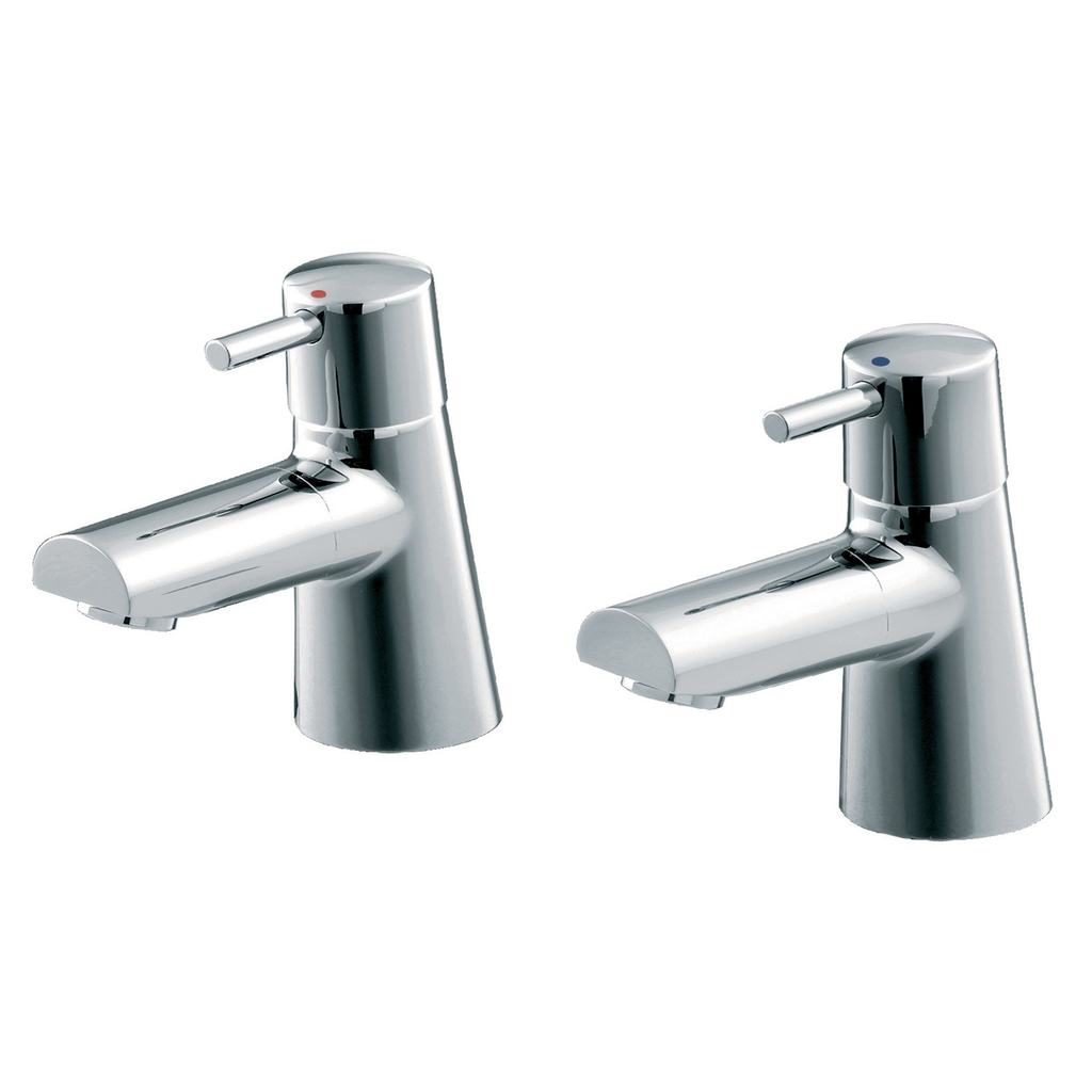 Product details: B5106 | Bath Pillar Taps | Ideal Standard