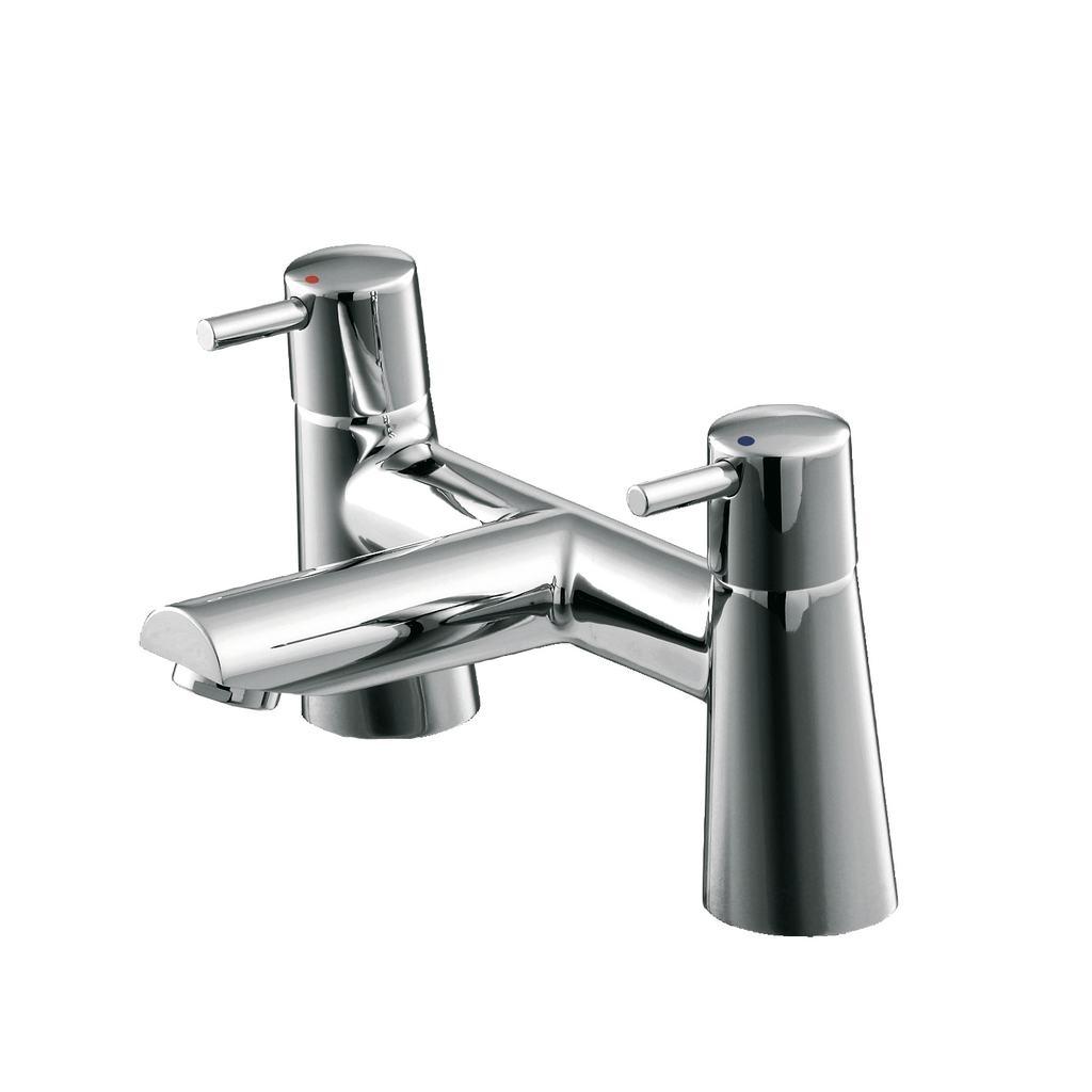 Dual Control Bath Mixer