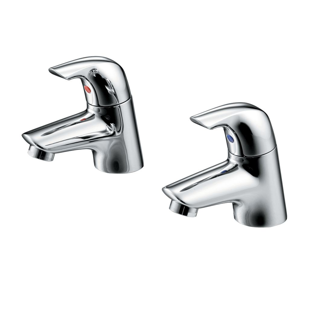 Product details: B7885 | Bath Pillar Taps | Ideal Standard