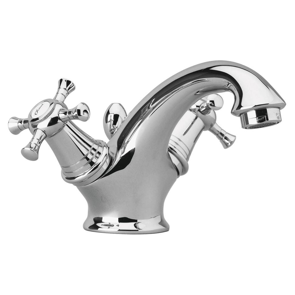 Mélangeur lavabo monotrou