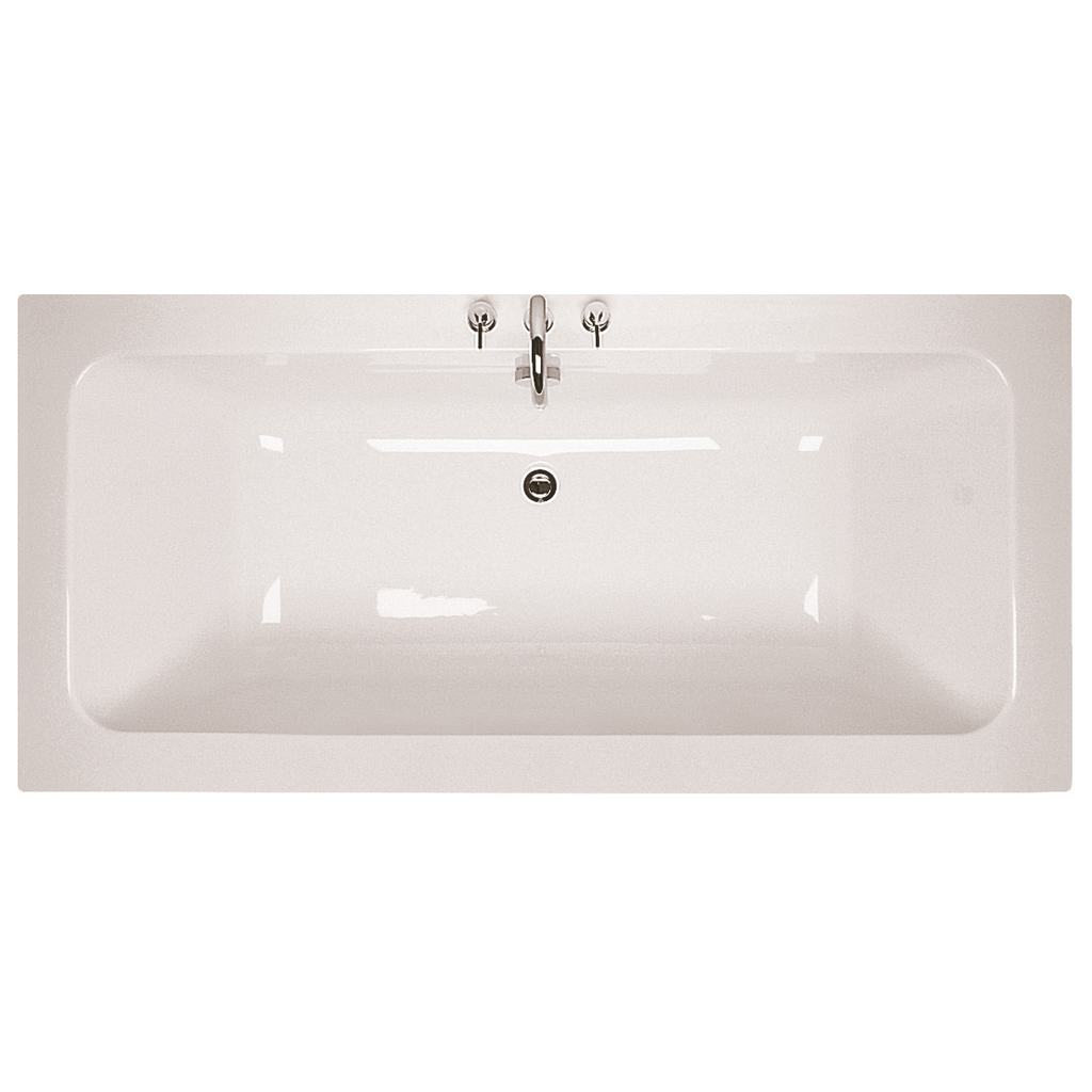 170x80cm Idealcast Rectangular Bath