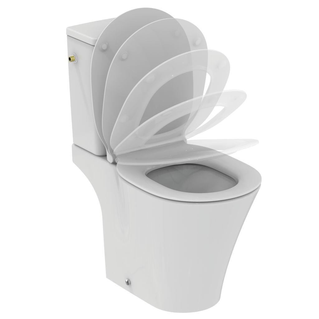 Pack WC Cube SH - Alimentation latérale