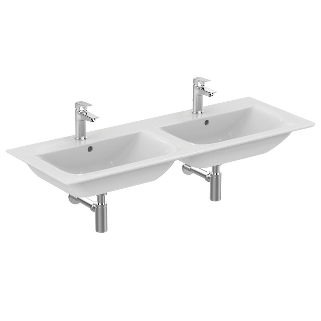 dettagli del prodotto e0273 lavabo top 120 cm ideal standard. Black Bedroom Furniture Sets. Home Design Ideas
