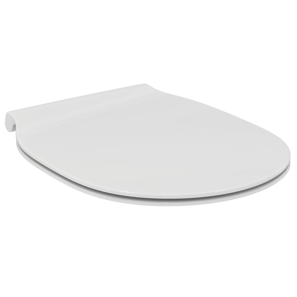 slim sandwich style seat & cover - normal close