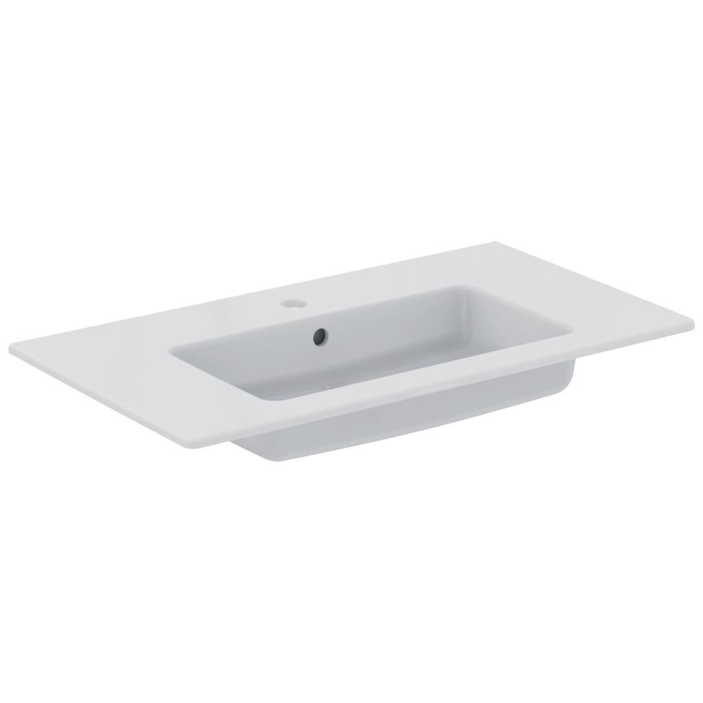 80cm Vanity Basin - One Taphole