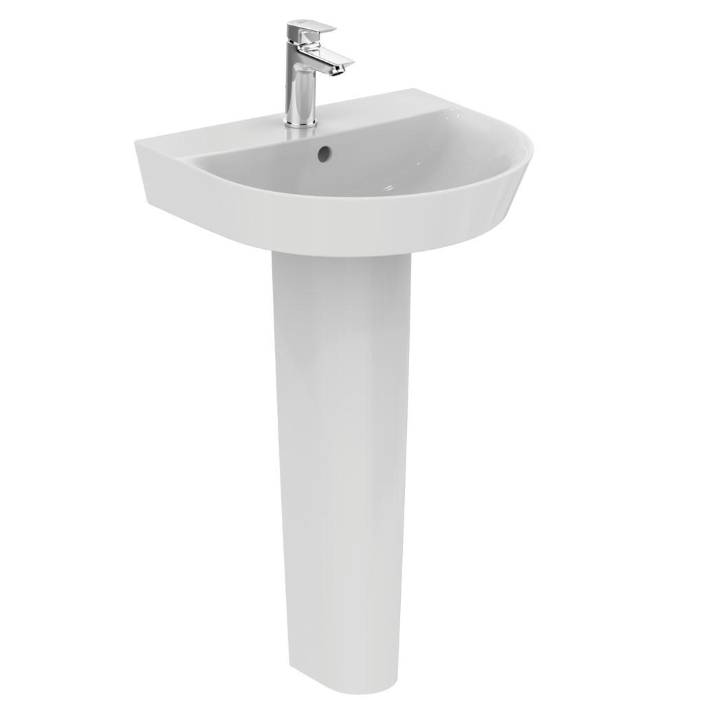 Lavabo Europa.Ideal Standard E1381 Washbasin Arc 50 Cm