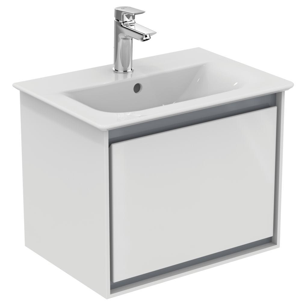 Toilette Gain De Place product details: e0817 | meuble pour lavabo-plan gain de