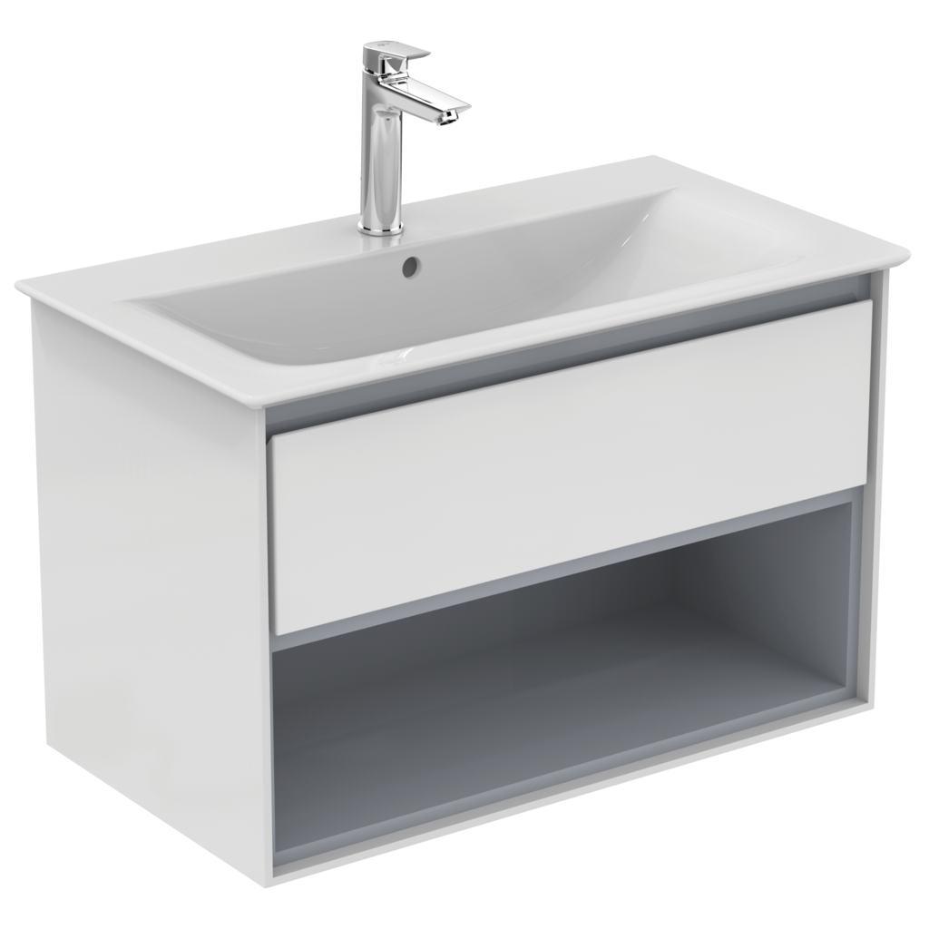 product details e0827 meuble pour lavabo plan ideal standard. Black Bedroom Furniture Sets. Home Design Ideas