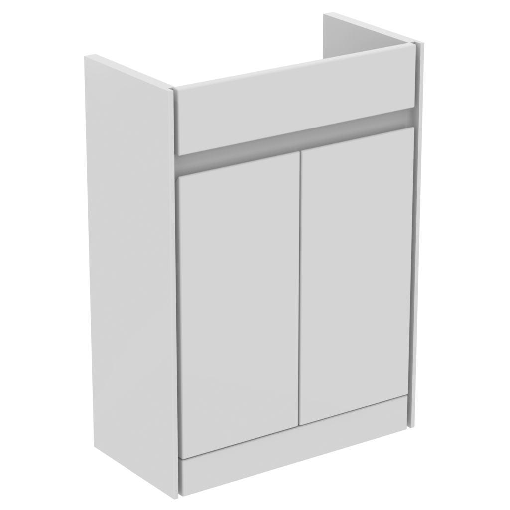 60CM FS Semi Countertop unit with 2 doors