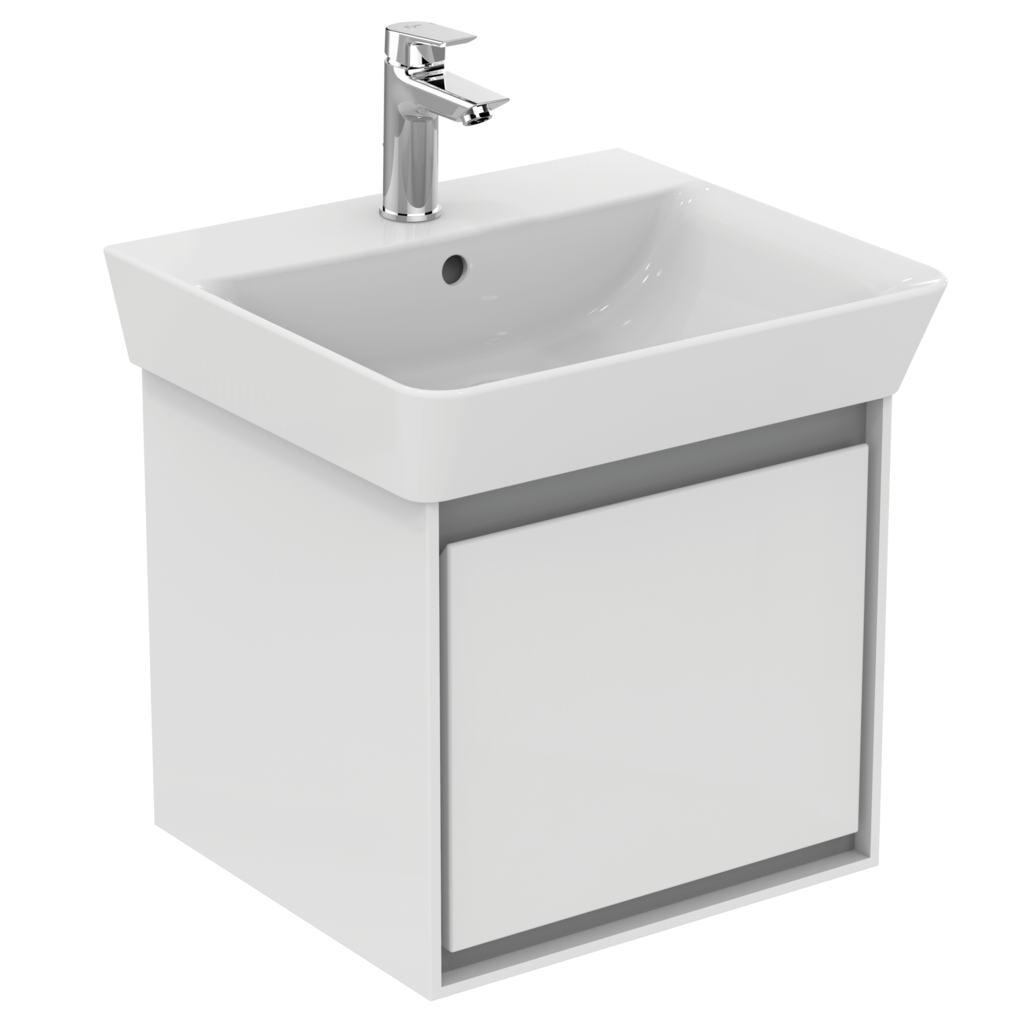 Product details e0842 meuble pour lavabo cube ideal for Meubles pour lavabo