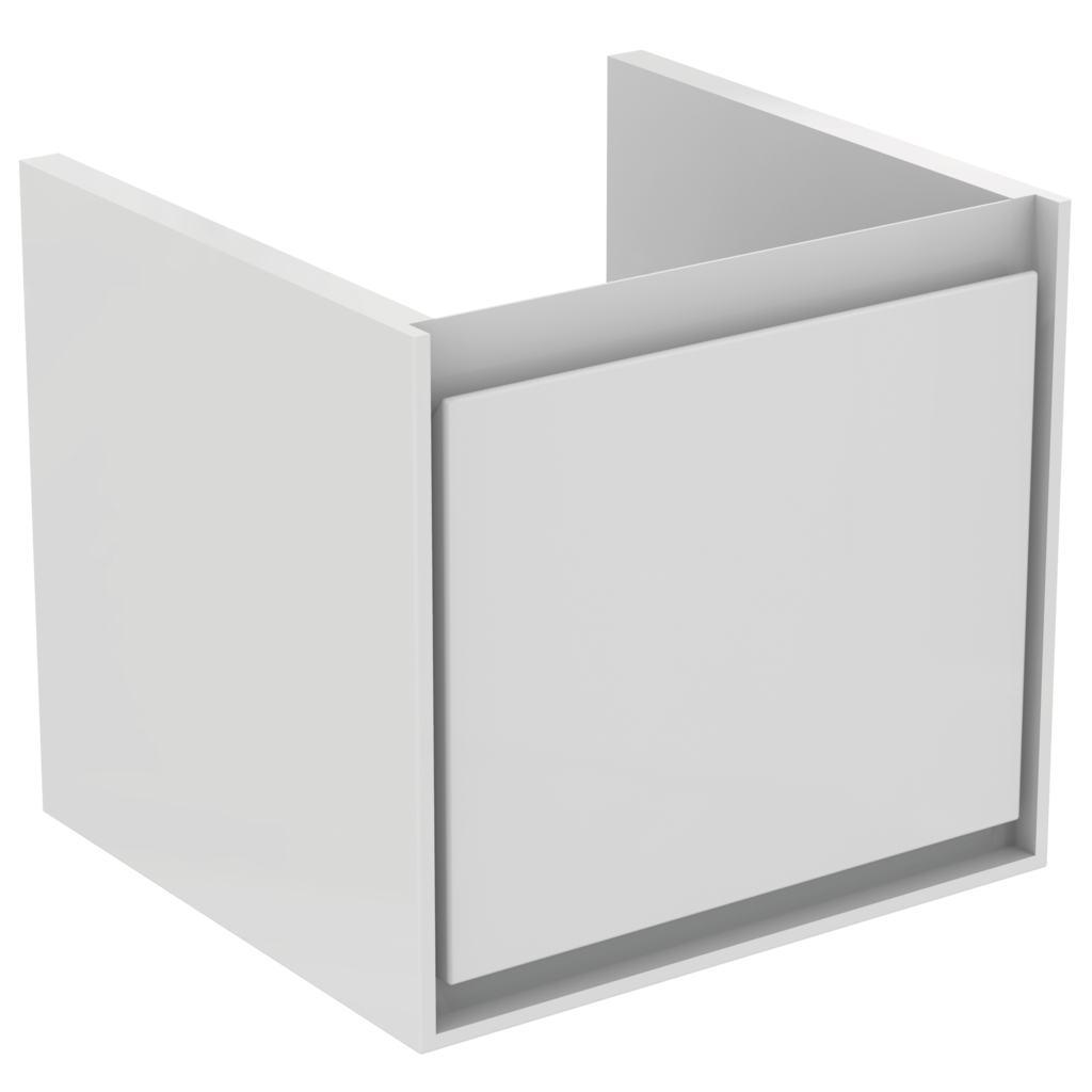 CONNECT AIR CUBE Подстолье для умывальника 50 см, для подвесного монтажа, с 1-м ящиком