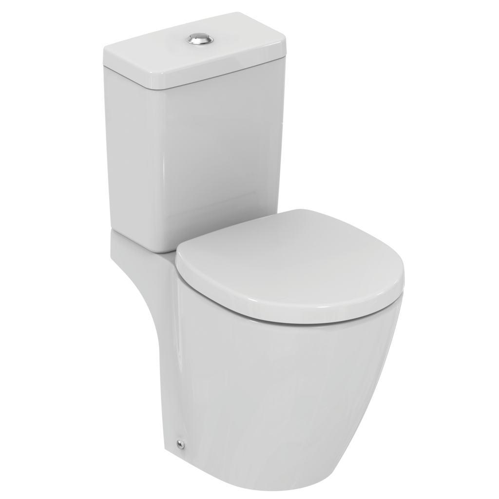 Ideal standard e1195 wc - Wc faible profondeur ...