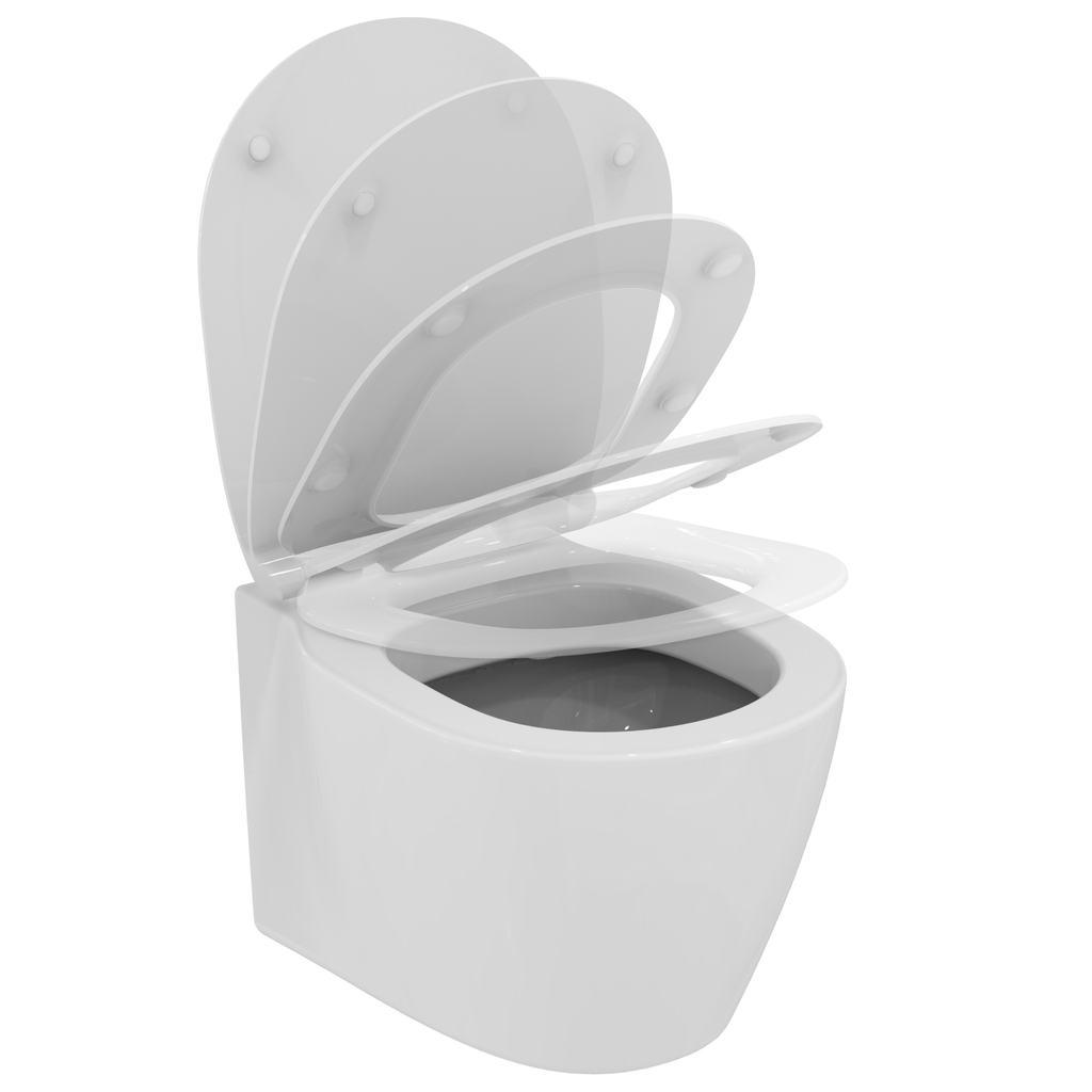 Dettagli del prodotto e1219 vaso sospeso ideal standard for Vaso sospeso