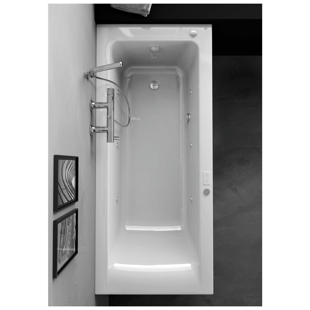 Dettagli del prodotto e1287 vasca idromassaggio - Ideal standard vasche da bagno ...