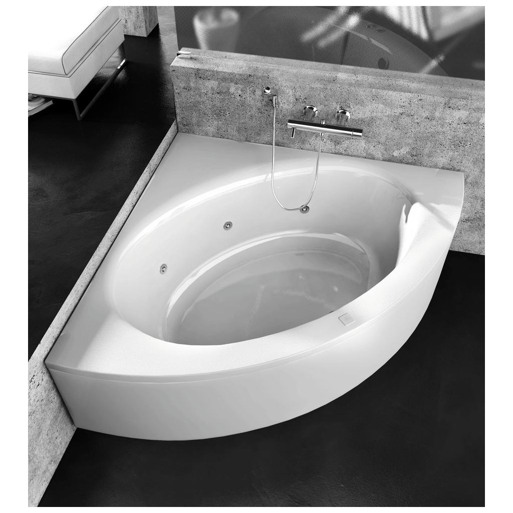 Dettagli del prodotto e1289 vasca idromassaggio - Ideal standard vasche da bagno ...