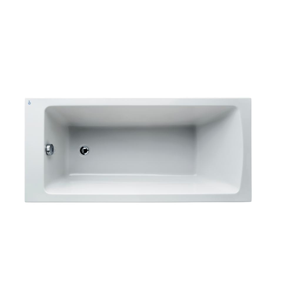 Arc 150x70cm Idealform Plus+ Rectangular Bath