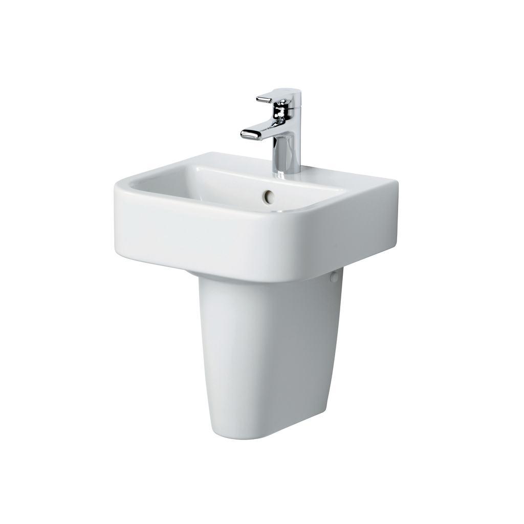 40cm Washbasin, 1 taphole