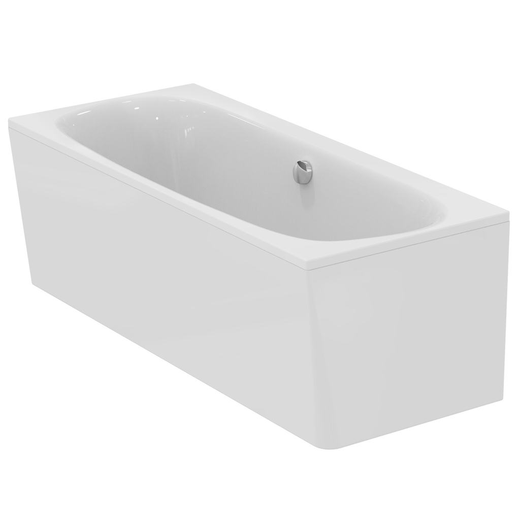 170x75cm Double Ended Bath, Idealform Plus+