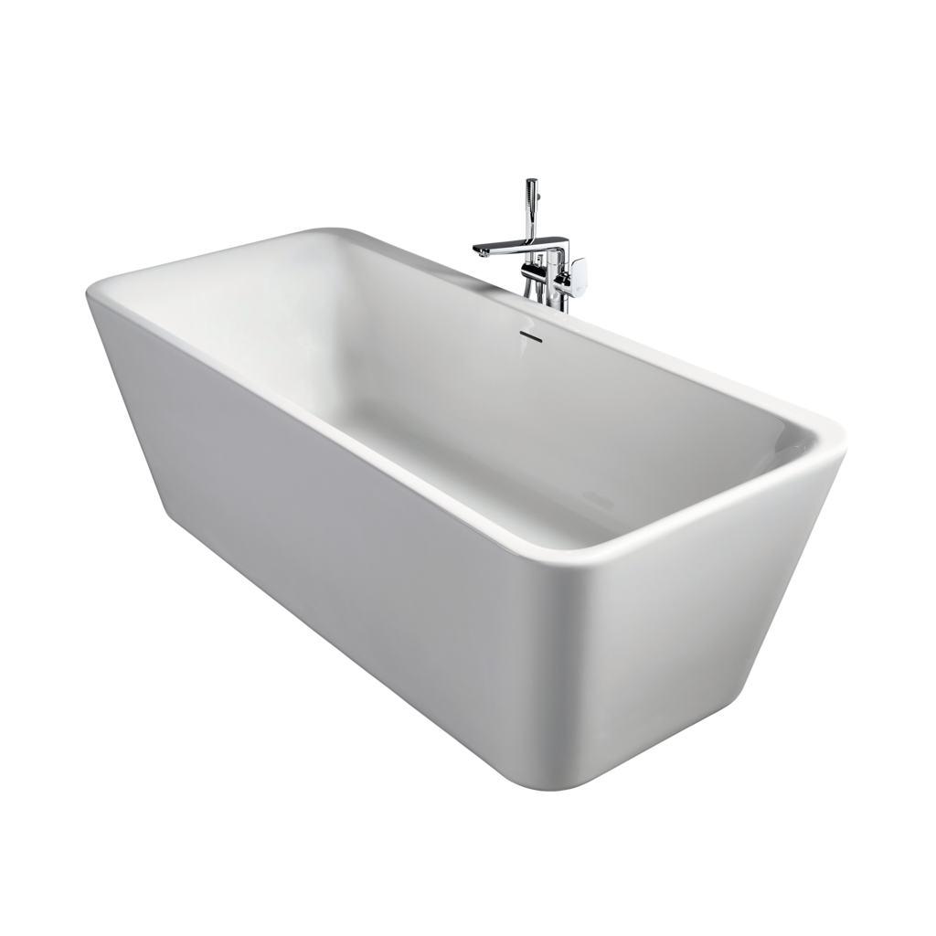 Ideal Standard | E3981 | Freestanding Double-Ended Bathtub 180x80cm