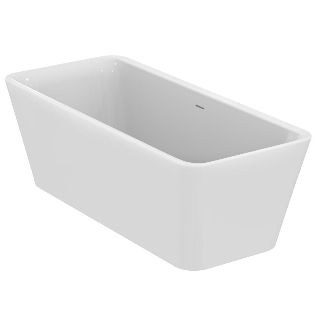 Freestanding bath 180x80 white