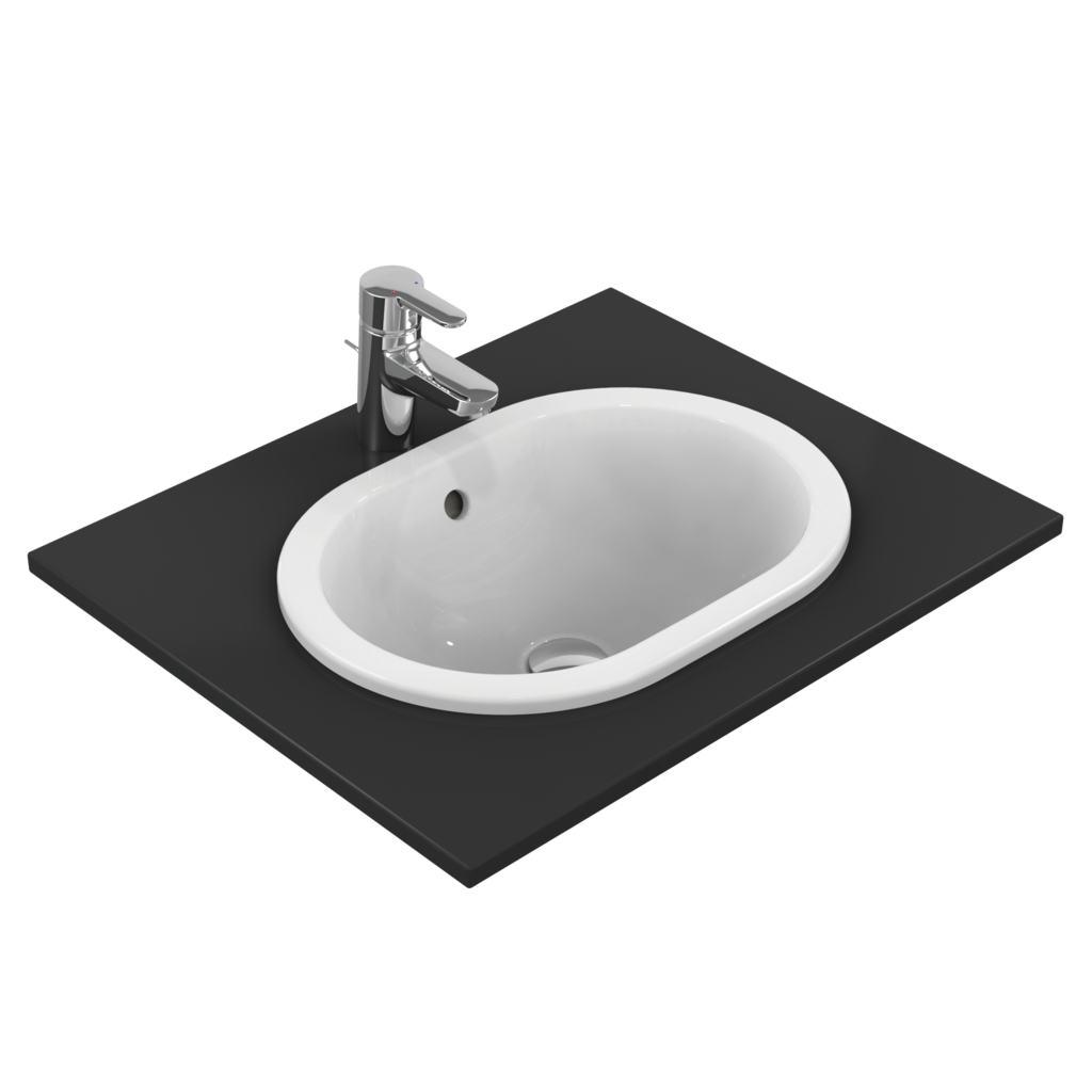 ideal standard e5045 owalne umywalka wpuszczana w blat. Black Bedroom Furniture Sets. Home Design Ideas